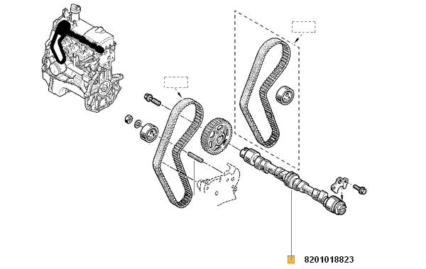 Piese motor
